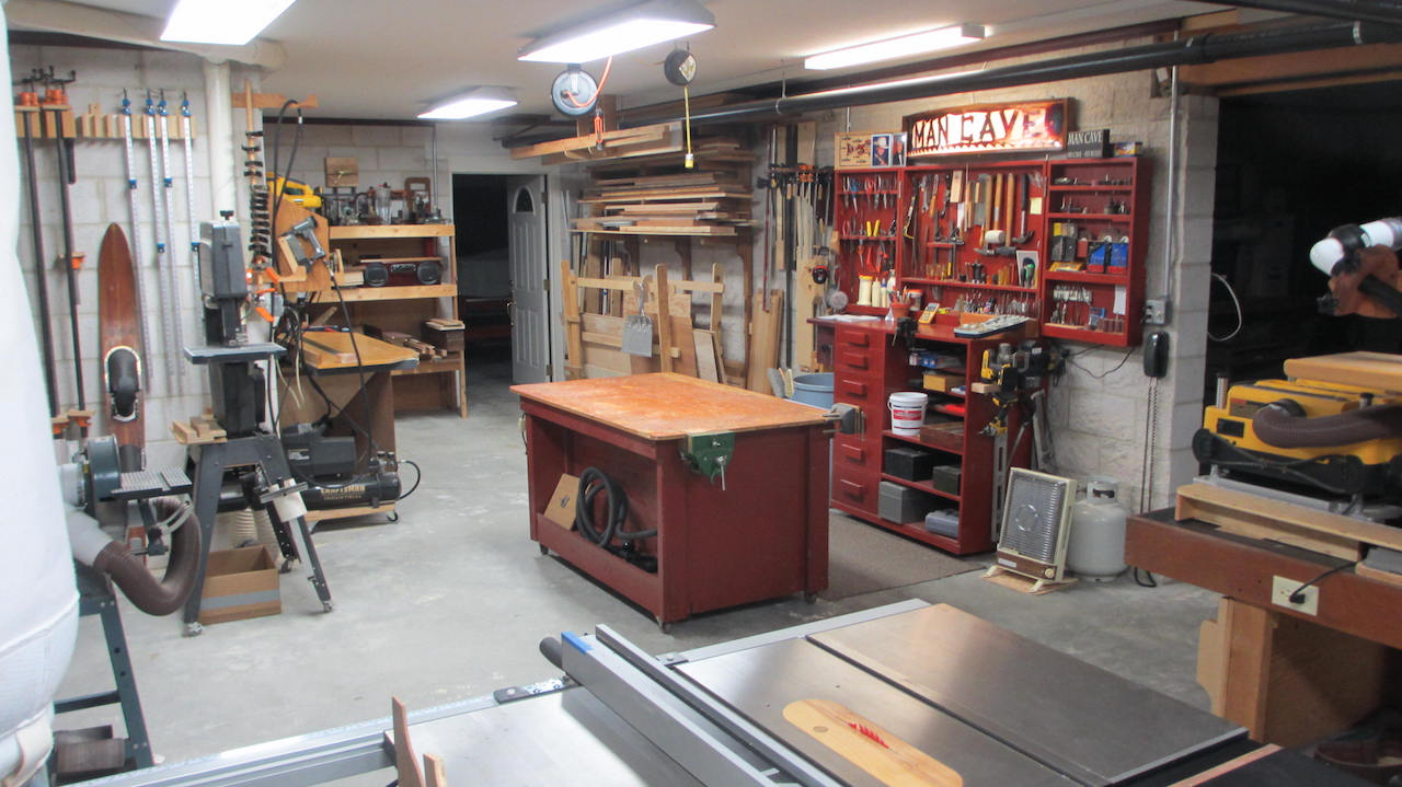 Ideas to inspire your new basement workshop september 2017 for Basement design tool