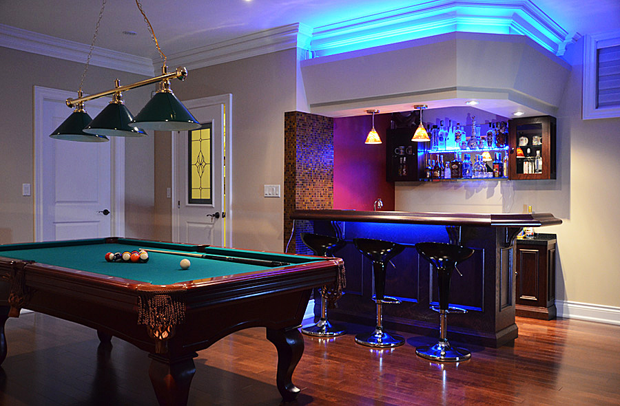 Billiards Basement