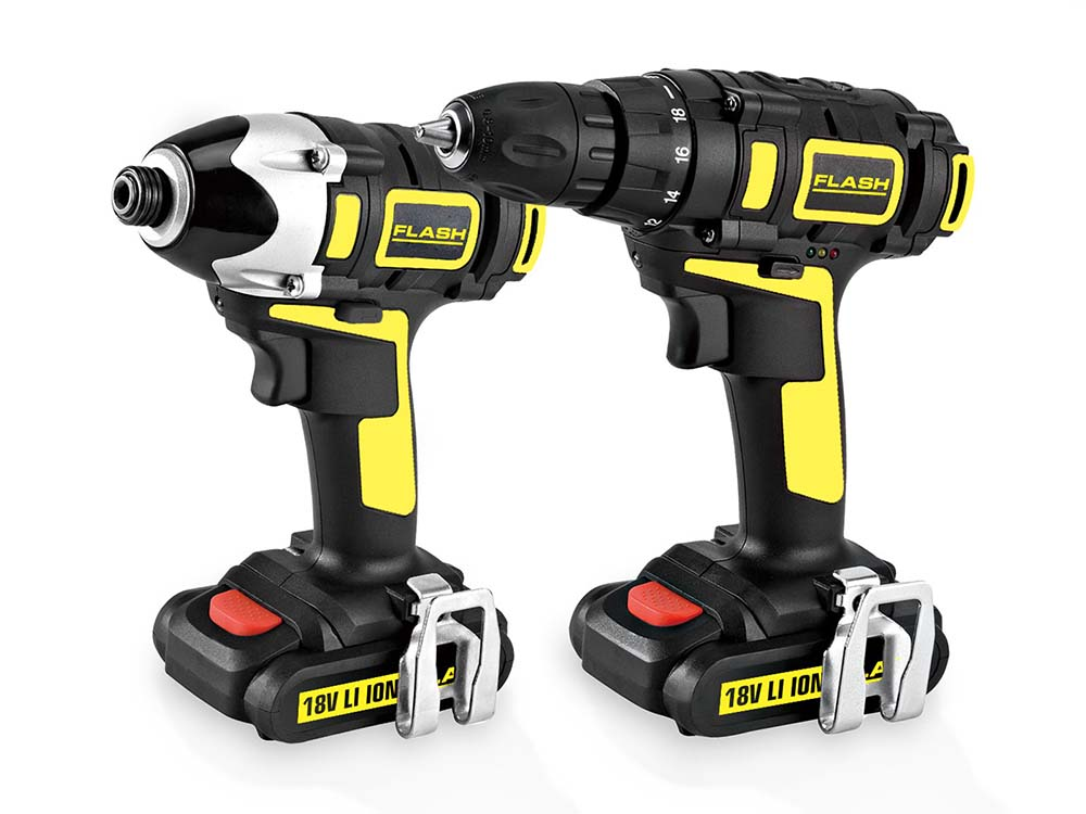 Electric-Cordless Drill