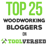 top 25 woodworking bloggers