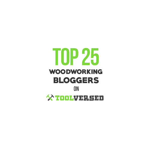Top 25 Woodworking Bloggers September 2018