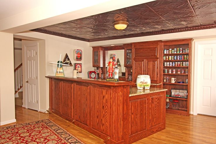 basement wood ceiling ideas. Tin Tiles 7 Cheap Basement Ceiling Ideas January 2018  Toolversed