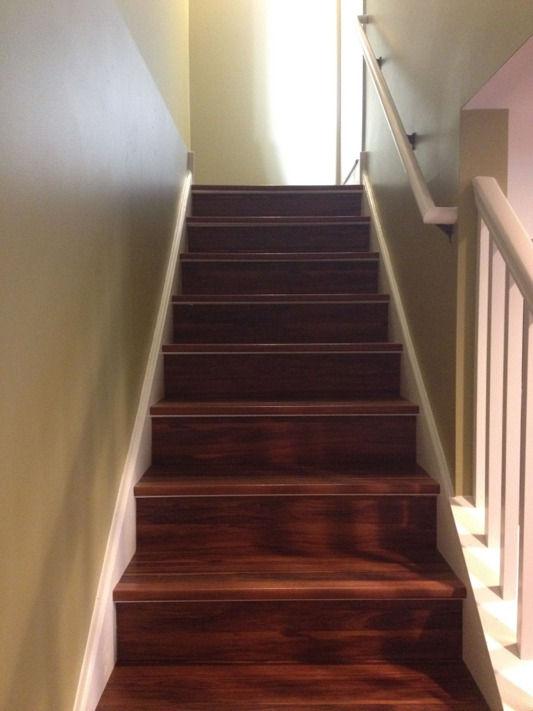 6 Ideas For Finishing Your Bat Stairs