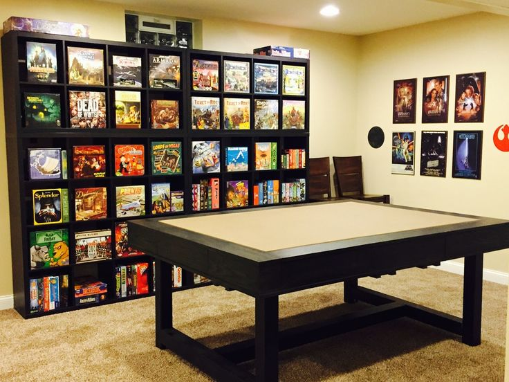5 basement game room ideas may 2018 toolversed for Game room design ideas