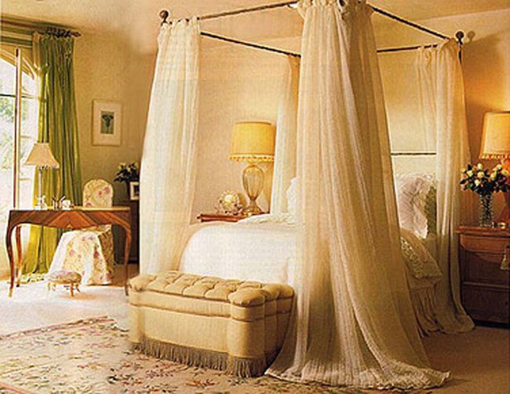 7 romantic bedroom ideas july 2018 toolversed Romantic bed designs