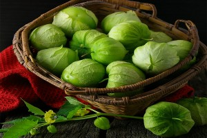 How to Store Fresh Tomatillos