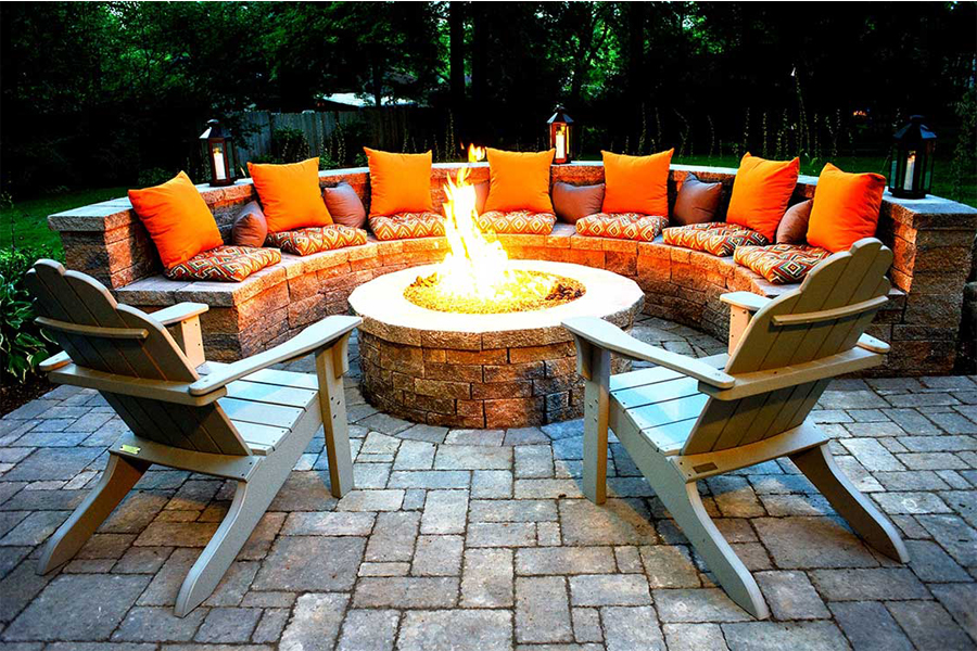 How to Build a Backyard Fire Pit November 2019 - Toolversed
