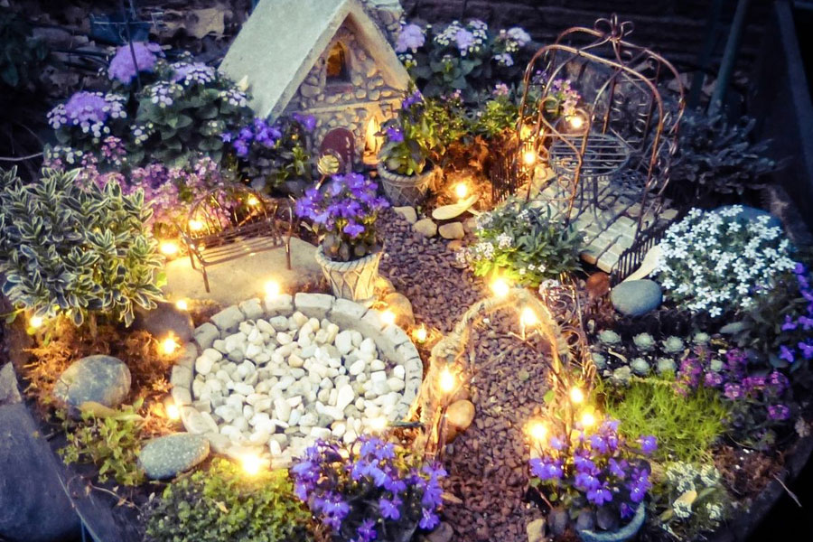 How to Make an Enchanting Fairy Garden