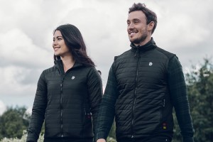 Couple Heated Jacket