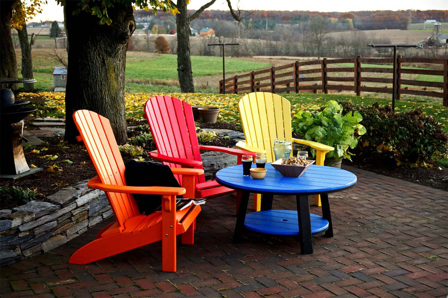 Care and Maintenance of Adirondack Chairs