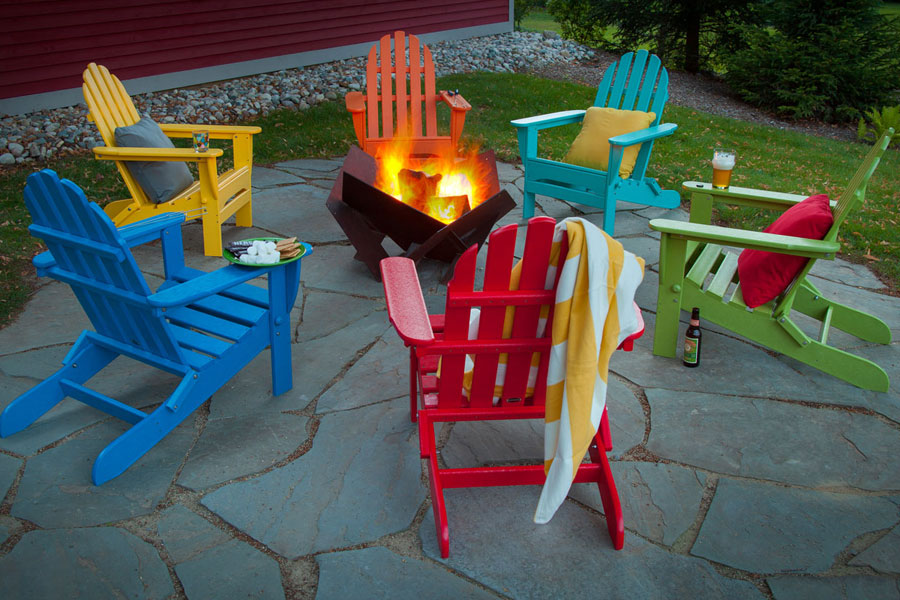 Beau 7 Popular Styles Of Polywood Adirondack Chairs