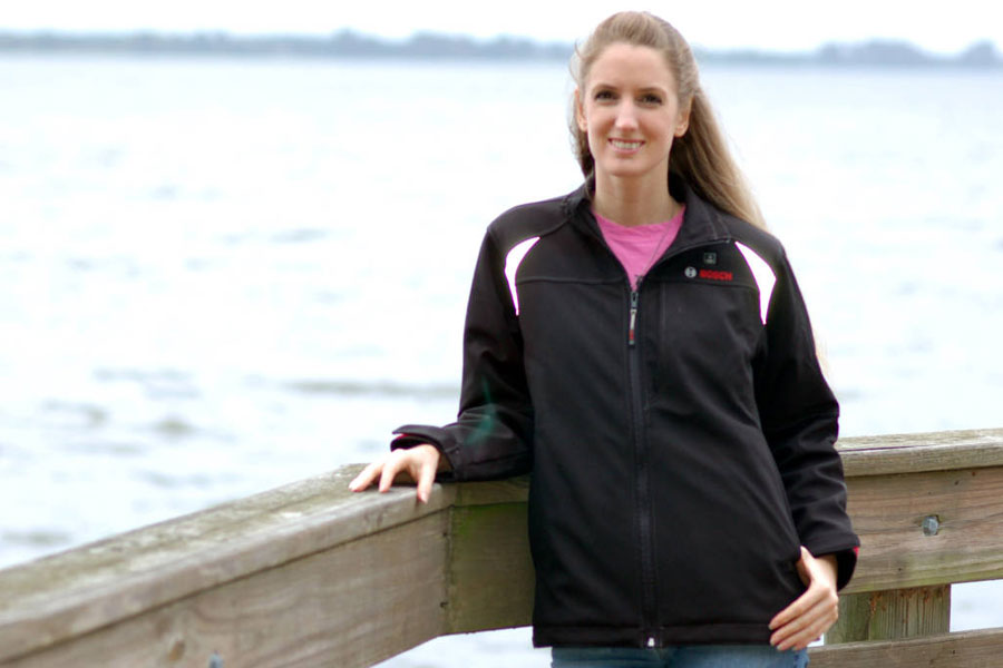 Women Heated Jacket