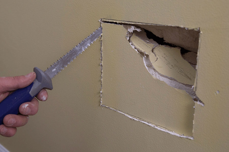7 Steps to Easily Patch a Hole in Drywall