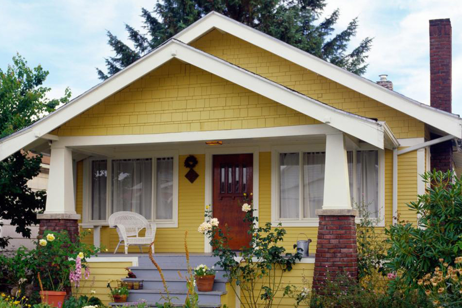 Exterior Paint Tips to Boost Your Home's Curb Appeal